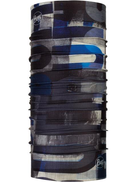 Buff Coolnet UV+ Neck Tube Arch Grey